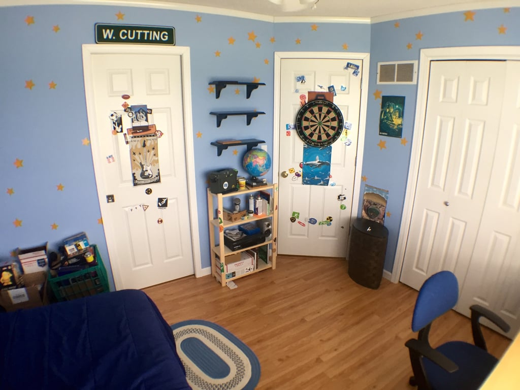 Real Life Replica Of Andys Room From Toy Story Popsugar Home