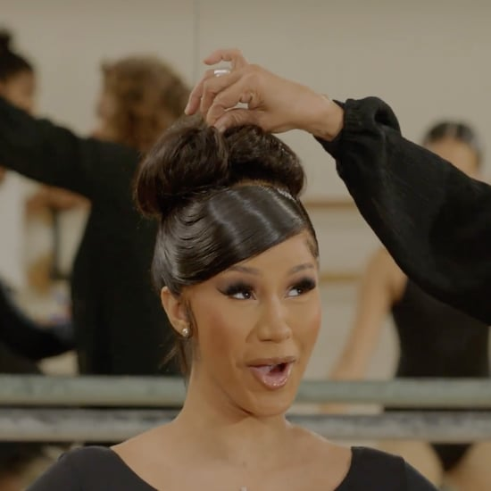 Watch Cardi B Try Ballet in Cardi Tries Facebook Series