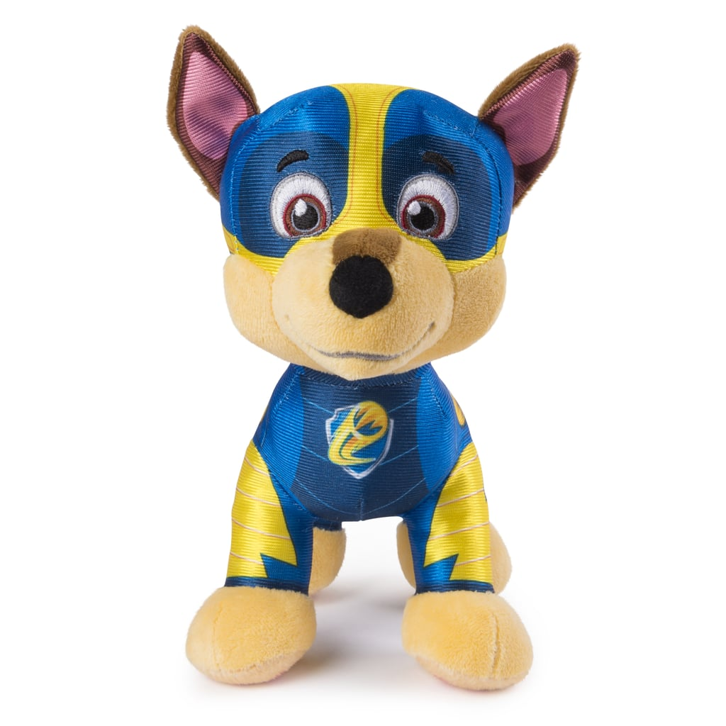 PAW Patrol Mighty Pups Chase Plush | Exclusive Paw Patrol
