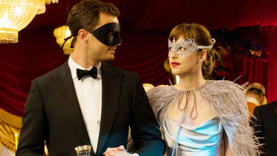 The Fifty Shades Movies (2015, 2017, 2018)