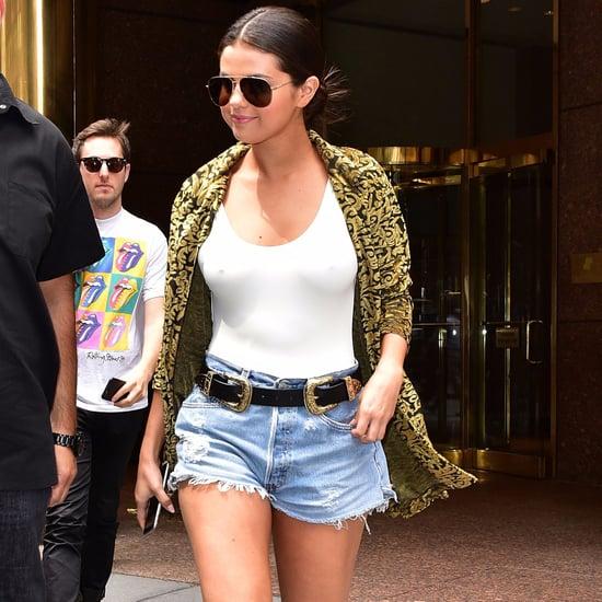 Selena Gomez's Sexiest Street Style
