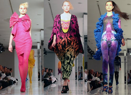 Womenswear at Royal College of Art Graduate Show