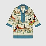 Disney x Gucci Silk Shirt