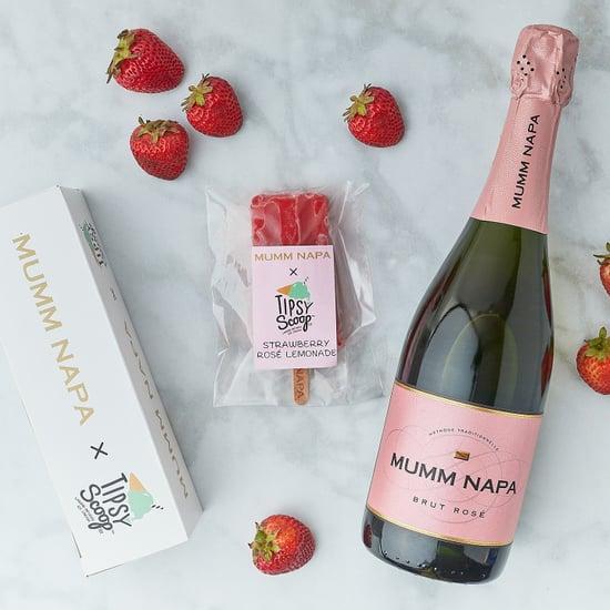 Shop Tipsy Scoop's Mumm Napa Brut Rosé Boozy Popsicles