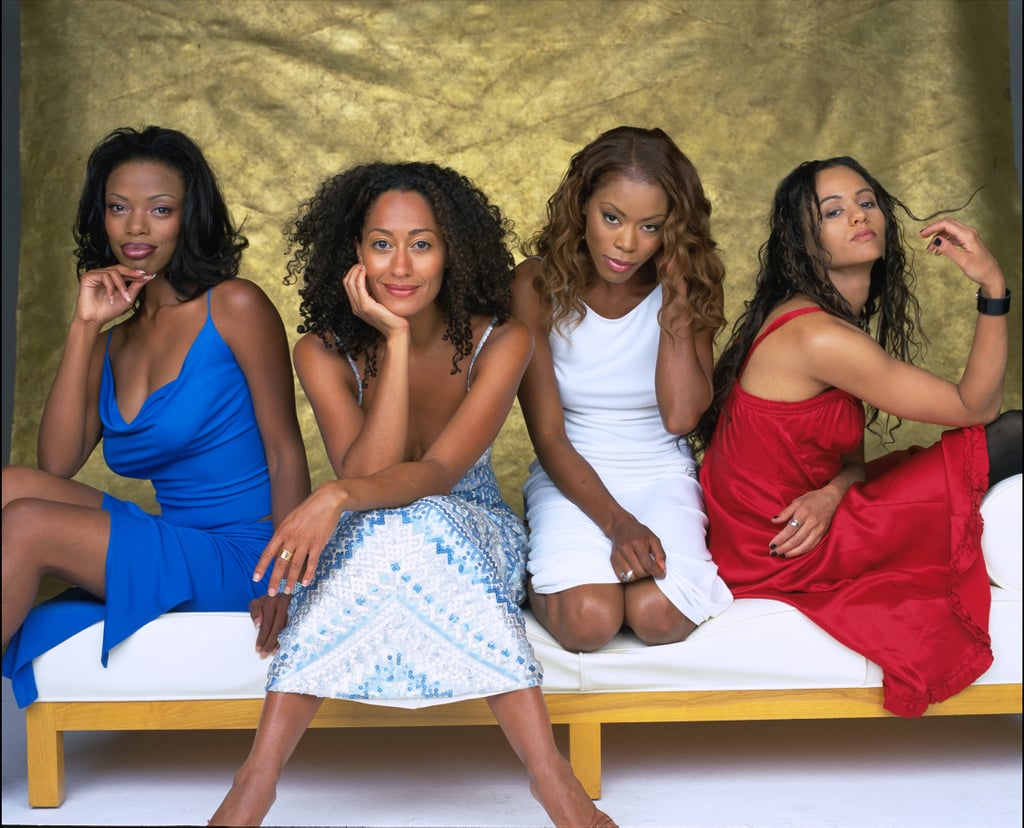 Girlfriends Cast Will Reunite on an Episode of Black-ish