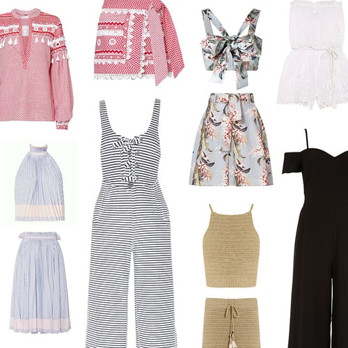 Wear Now: Matching Sets and Jumpsuits
