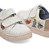 Pink Fairy Godmother Tiny TOMS Sneakers