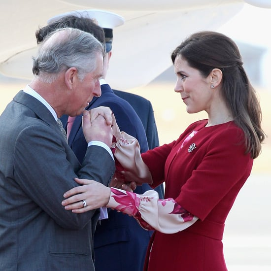 Princess Mary and Prince Frederik Pictures With Prince Charles and Camilla Parker-Bowles in Denmark