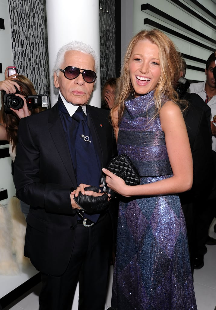 When She Mingled With the Fashion Elite (Part 2)
