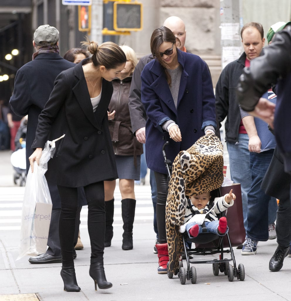 New post (Miranda Kerr is a Mom for the... - Celebrity ...