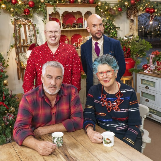The Great British Bake Off 2020 Festive Specials Bakers