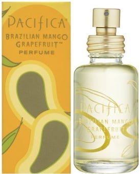 Enter to Win Pacifica Brazilian Mango Grapefruit Spray Perfume
