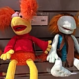 Manhattan Toys Fraggle Rock Stuffed Animals
