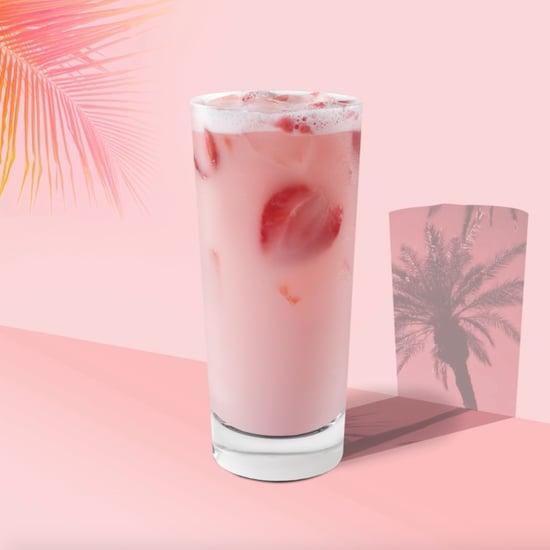 Starbucks Unveils New Coconut and Strawberry Acai Drinks