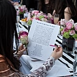 Fashion Blogger's Feminine Bridal Shower