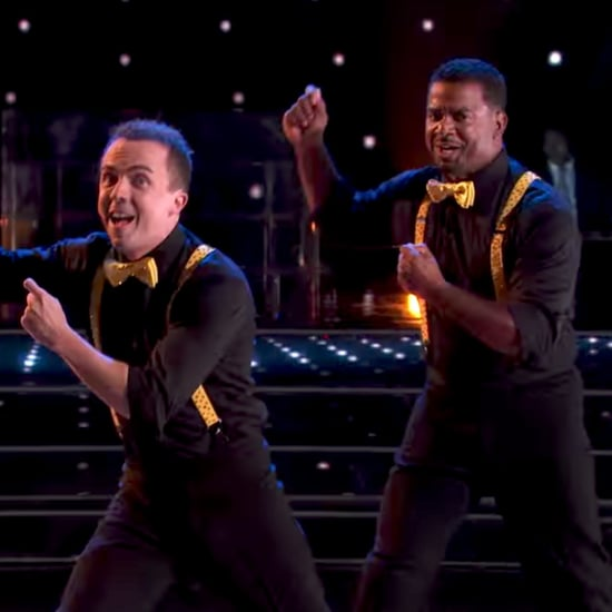 Frankie Muniz and Alfonso Ribeiro on Dancing With the Stars