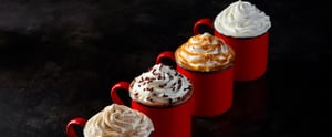 Starbucks Just Released a New Hot Cocoa That Tastes Just Like a Snickerdoodle
