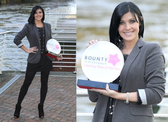 Photos of Kym Marsh Who is Bounty Celebrity Mum of the Year 2009
