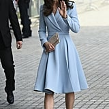 Kate Middleton in Luxembourg May 2017