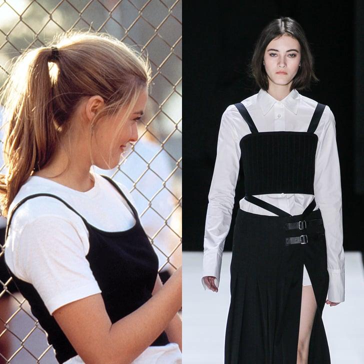 Cheru0026#39;s Layered Gym Uniform . . . | Clueless-Inspired Fall 2016 Runway Looks | POPSUGAR Fashion ...
