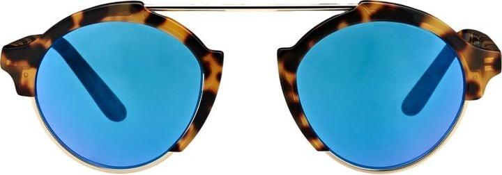 Illesteva Women's Milan IV Sunglasses-Multi ($300)