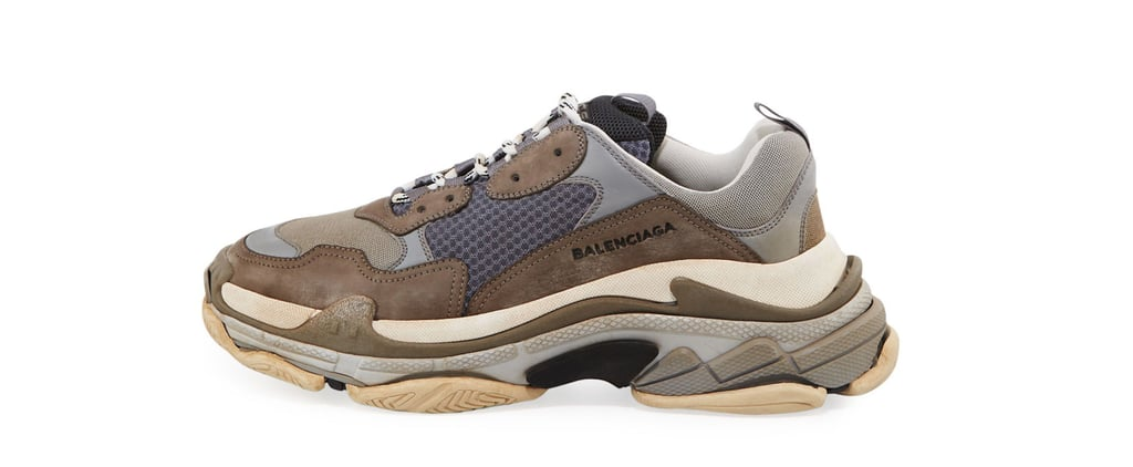 The Entire Internet Has Something to Say About Balenciaga's Interesting New Sneakers