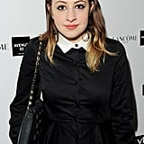 January 2018: Georgia Visits Rupert on Set
