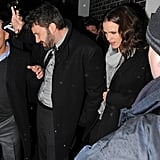 Jennifer Garner Parties With Ben Affleck, Tom Cruise, and Bradley Cooper Pre-BAFTAs