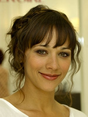 Rashida Jones's Eye Makeup
