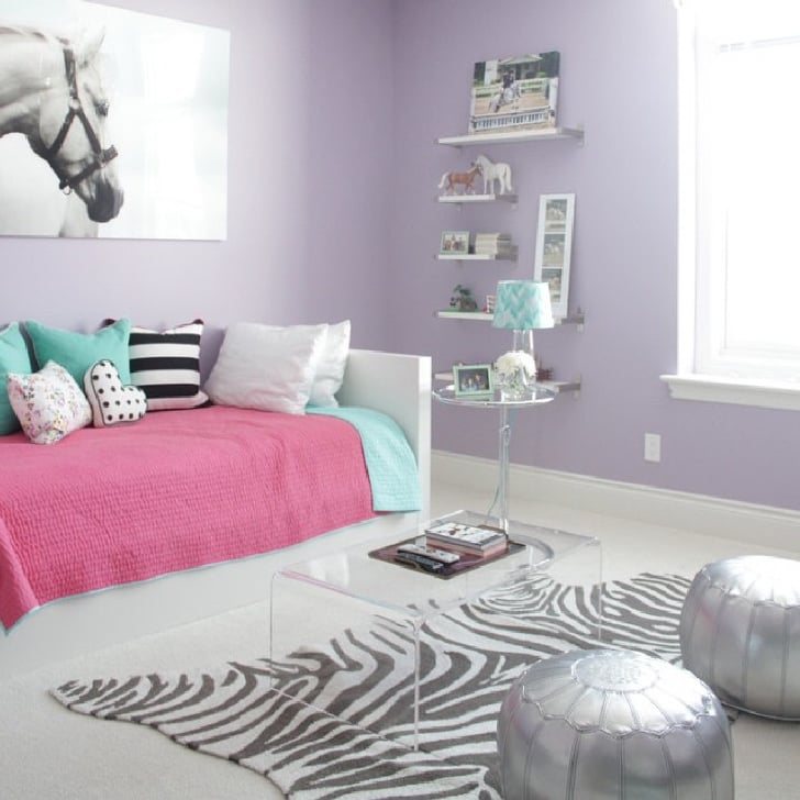 girl bedroom.  Tween Girl Bedroom Inspiration and Ideas POPSUGAR Moms