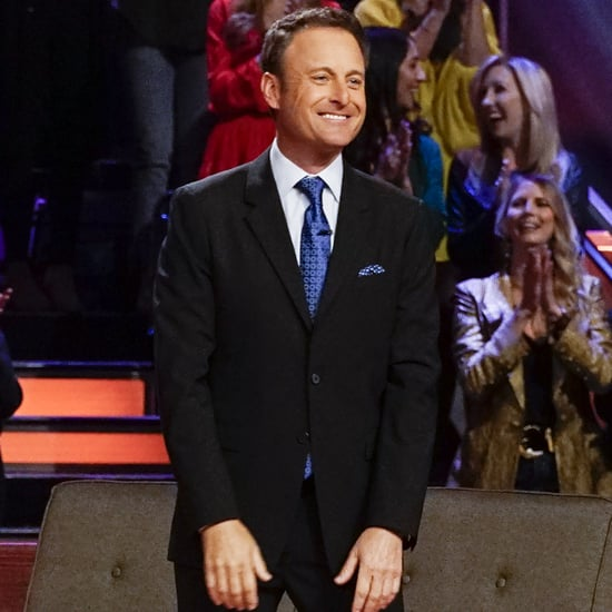 How Chris Harrison Handled The Bachelor Finale Live Show
