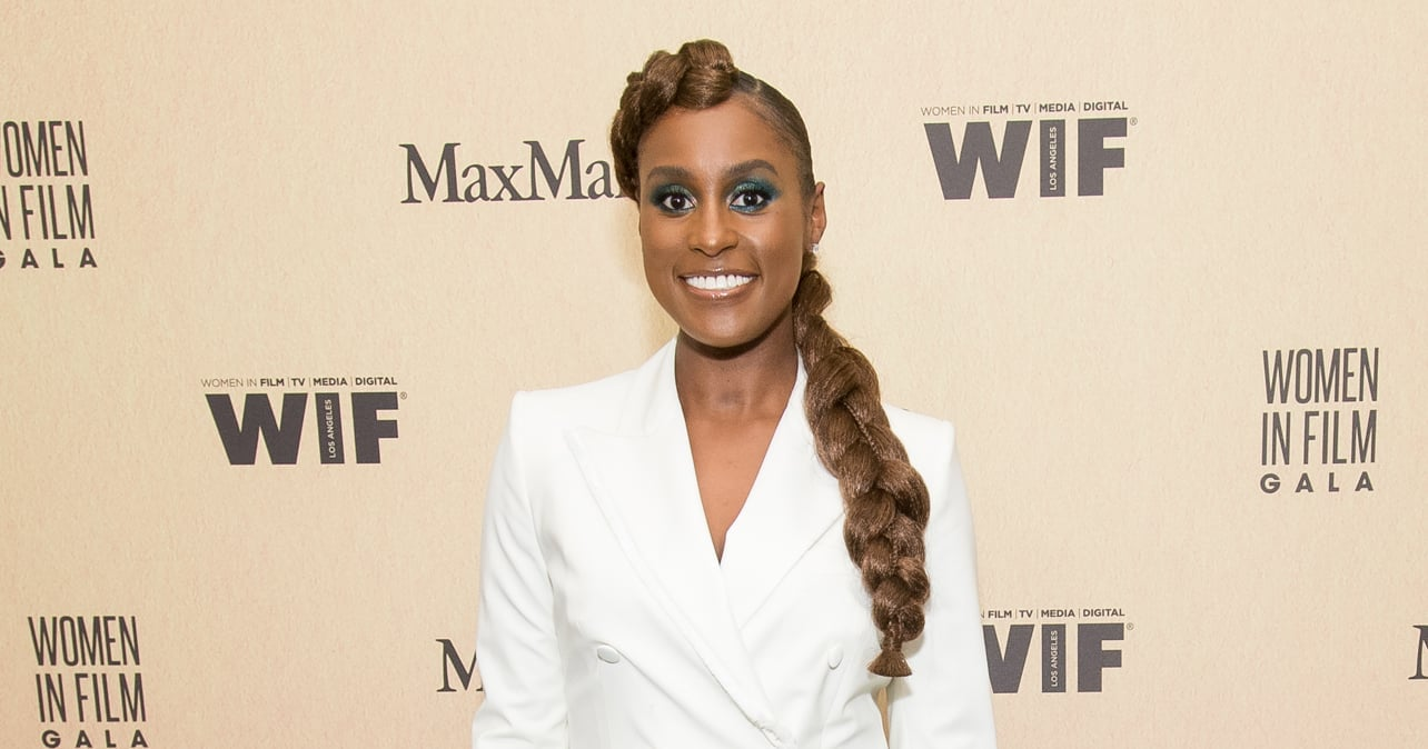 Issa Rae Is Presented With a Special Honor at the Women in Film Gala