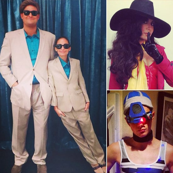 Celebrity Halloween Costumes Inspired By Pop Culture