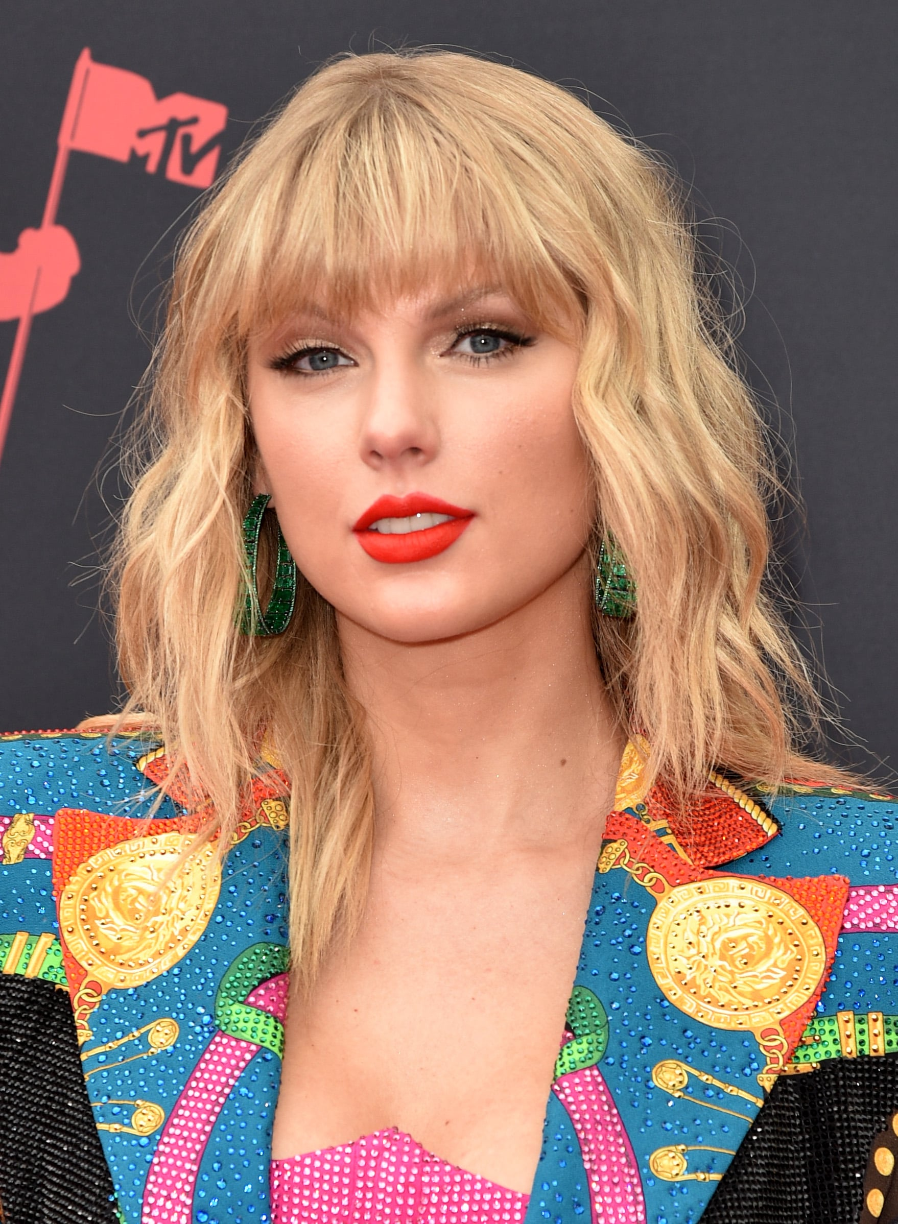 NEWARK, NEW JERSEY - AUGUST 26: Taylor Swift attends the 2019 MTV Video Music Awards at Prudential Centre on August 26, 2019 in Newark, New Jersey. (Photo by Bryan Bedder/WireImage)