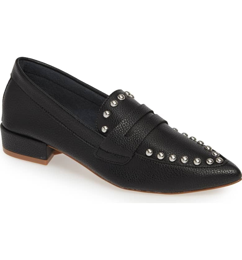 13aa3324349 Kensie Iroi Studded Loafer