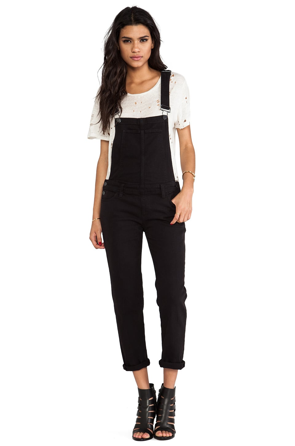 Paige Sierra Overalls ($279)