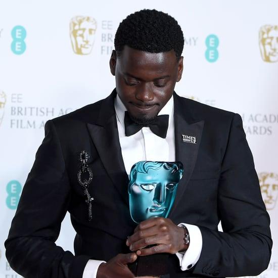 Daniel Kaluuya Wins EE Rising Star BAFTA Award