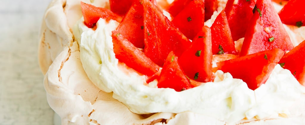 Experience the Best Sugar Rush With This Watermelon Pavlova
