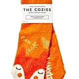 Fletcher the Fox Shea-Infused Socks