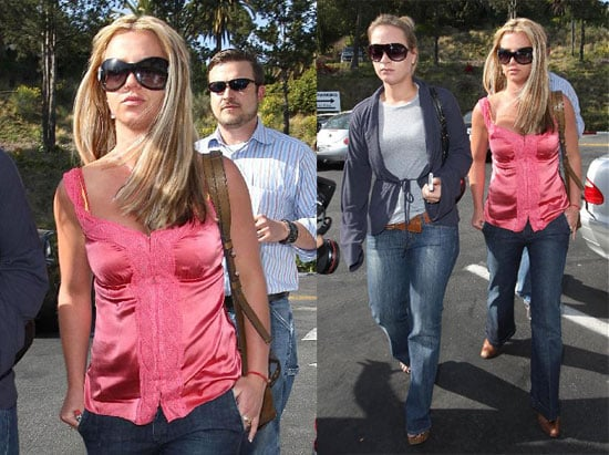 Britney Spears Is Biding Her Time With Shopping