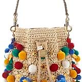 Dolce & Gabbana 'Claudia' Pom Pom Bucket Bag ($4,495)
