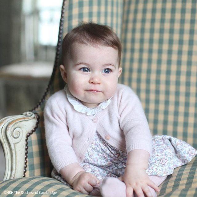 الأميرة شارلوت