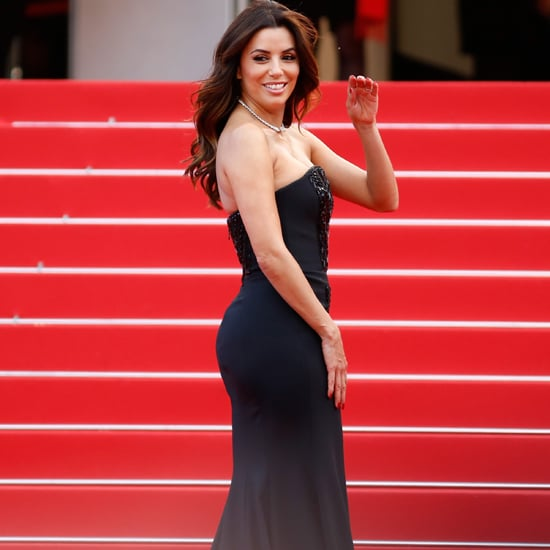 Eva Longoria's Wedding Bands
