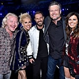 Phillip Sweet, Kimberly Schlapman, Jimi Westbrook, Blake Shelton, and Karen Fairchild