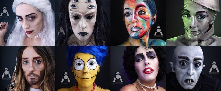 31 Days of Halloween Makeup Challenge