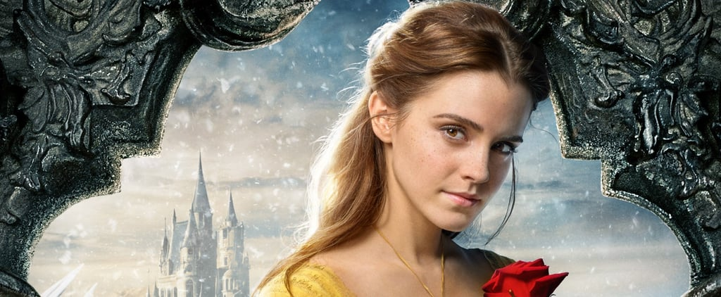 There Is Nothing Beastly About These Gorgeous Beauty and the Beast Posters
