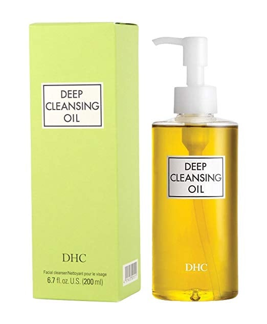 Best Face Wash For Dry Skin: DHC Deep Cleansing Oil | Best Face Wash