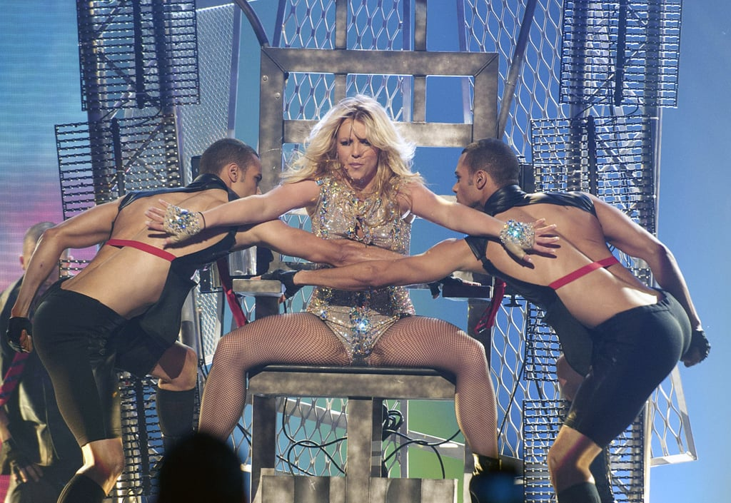 Britney Spears made a statement during a Good Morning America appearance in March 2011.