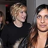 Kate Winslet Gets in on Fashion Week Fun With the CFDA