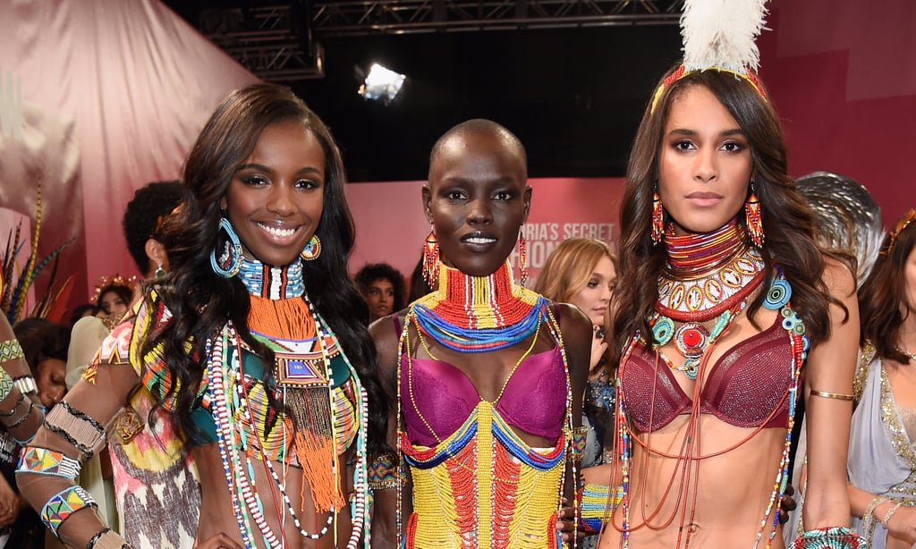 Proof That the 2017 Victoria's Secret Fashion Show Is the Sexiest, Most Diverse Beauty Look Yet!